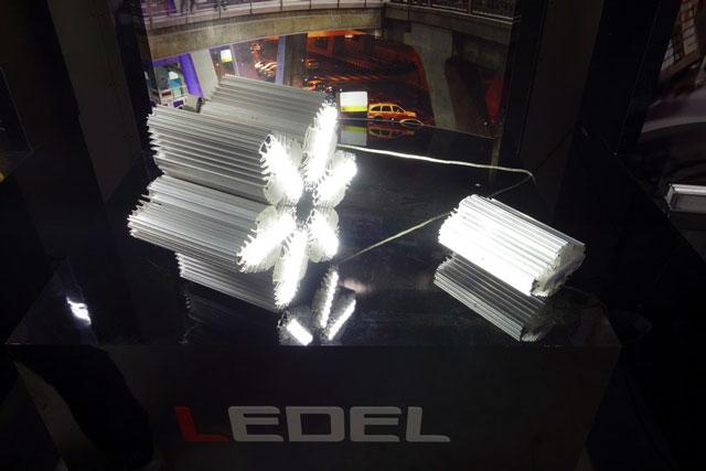 Производтво светильников ЛЕДЕЛ