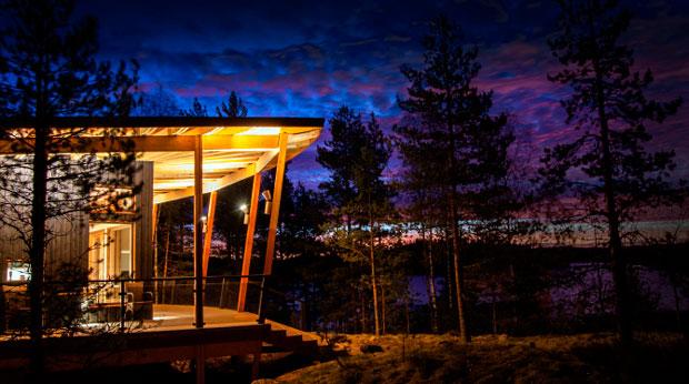 Светодиодное освещение на даче